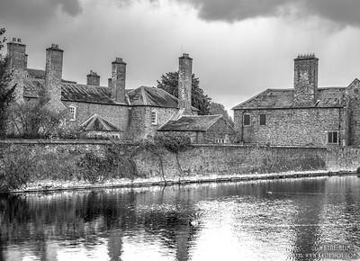 Manchester Estate   Black & White Photography by Wayne Heim