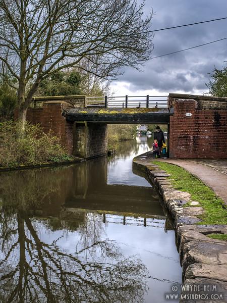 Bridge Reflections     Photography by Wayne Heim