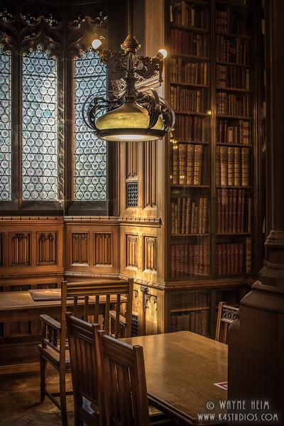 Reading Lamp   Photography by Wayne Heim