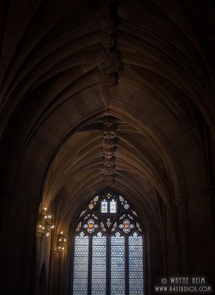 Window & Ceiling      Photography by Wayne Heim