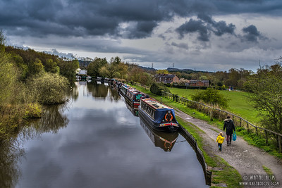 Walking the Canal   Photography by Wayne Heim
