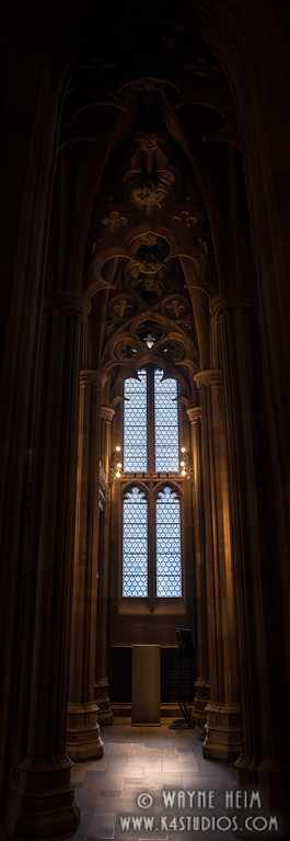 Alcove Window in Color   Photography by Wayne  Heim