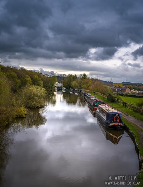 Row of Boats     Photography by Wayne Heim