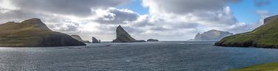 Coastline of Faroes  9   Photography by Wayne Heim