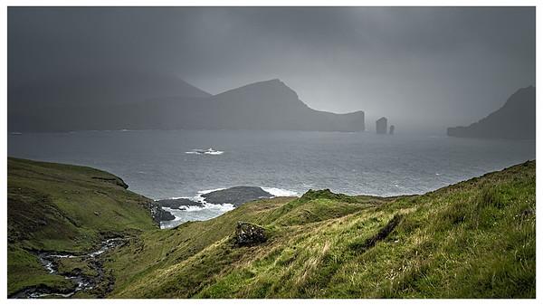 Coast of Faroe 1     Photography by Wayne Heim
