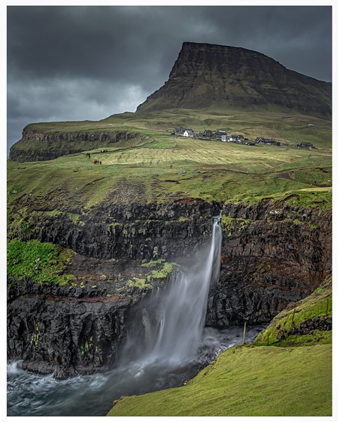 Coastline of Faroes 16   Photography by Wayne Heim