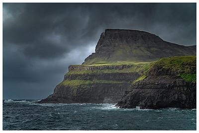 Coastline of Faroes 10   Photography by Wayne Heim