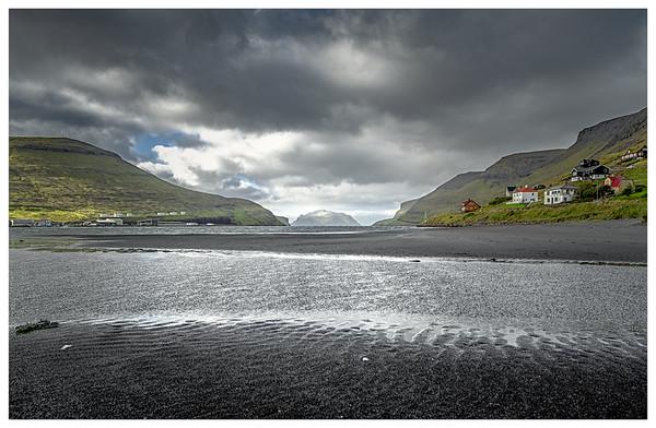 Coast of Faroes 2  Photography by Wayne Heim