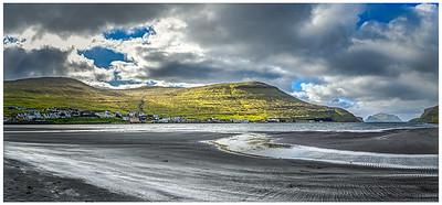 Coastline of Faroes 1  Photography by Wayne Heim