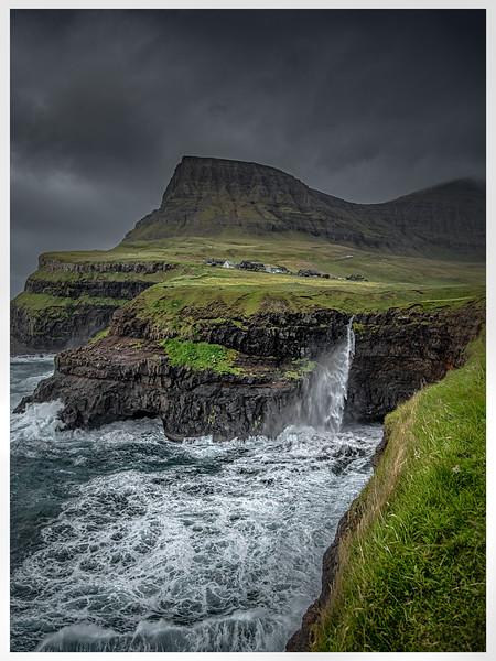 Coastline of Faroes 18     Photography by WayneHeim