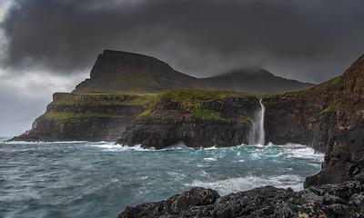 Coastline of Faroes 20    Photography by Wayne Heim
