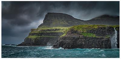 Coastline of Faroes 12  Photography by Wayne Heim