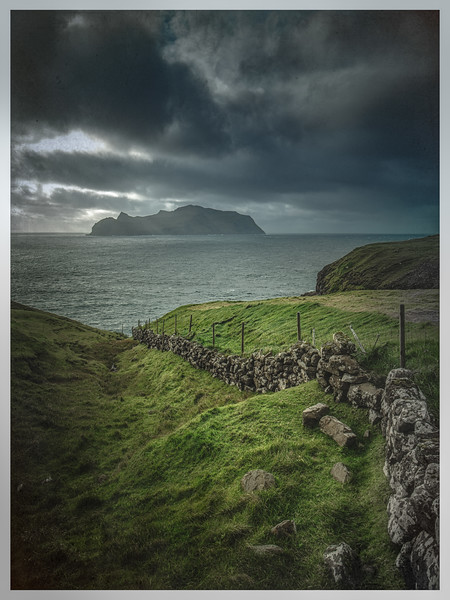 Coastline of Faroes 14    Photography by Wayne Heim
