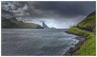Coastline of Faroes 4   Photography by Wayne Heim