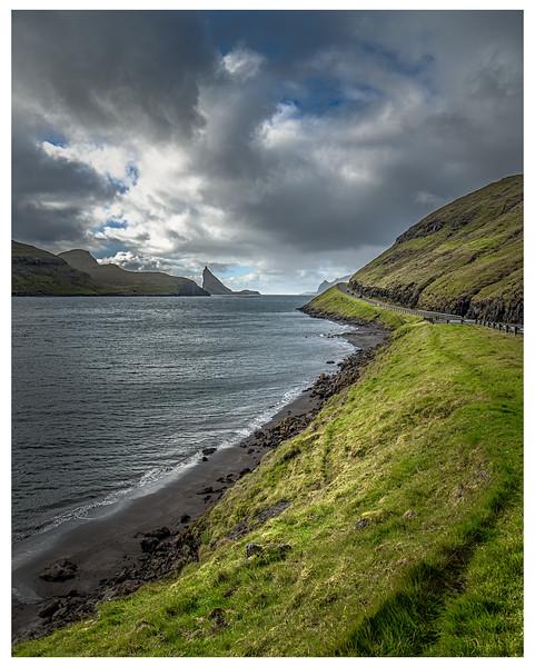 Coastline of Faroes  21   Photography by Wayne Heim