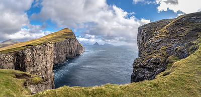 Coast of Faroe  2     Photography by Wayne Heim