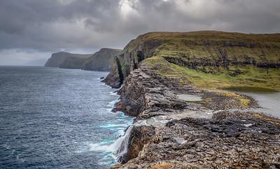 Coast of Faroe 9    Photography by Wayne Heim