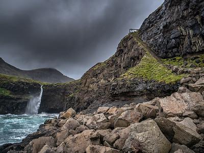 Landscape of Faroe    Photography by Wayne Heim