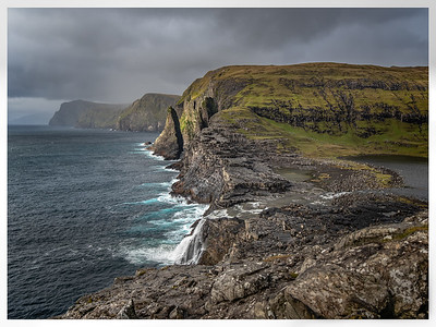Coast of Faroe 5   Photography by Wayne Heim