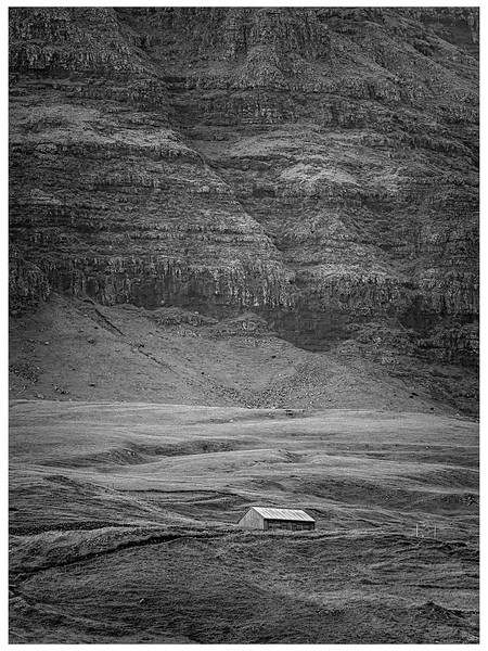 Landscape 3       Black and White Photography by Wayne Heim