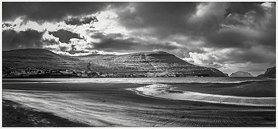 Vast Faroe    black and White Photography by Wayne Heim