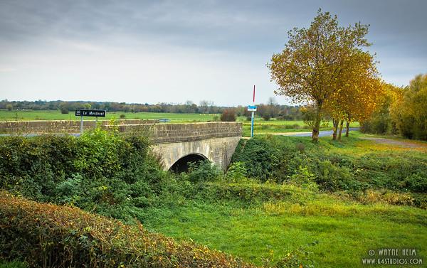 La Fiere Bridge   Photography by Wayne Heim