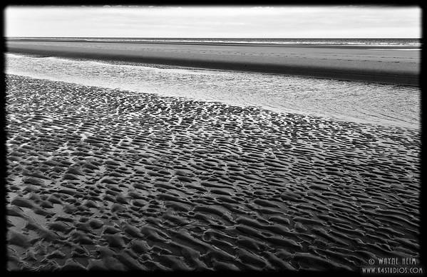 Low tide - 9 AM Omaha