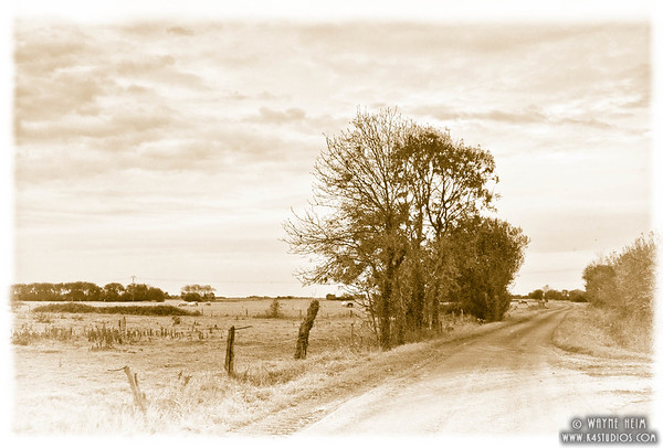 Normandy Countryside    Photography by Wayne Heim