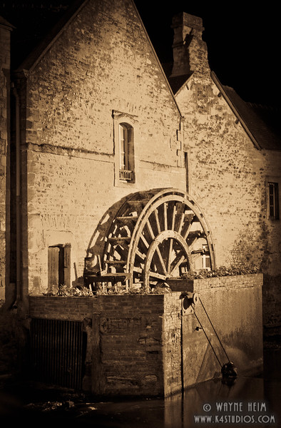 French Mill     Photography by Wayne Heim