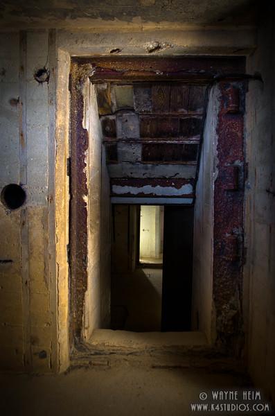 German Bunker 24   Photography by Wayne Heim