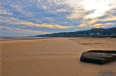 Omaha Beach 3  Photography by Wayne Heim
