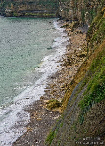 Cliffs of Normandy  11   Photography by Wayne Heim