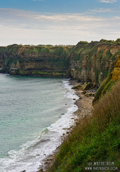 Cliffs of Normandy  5  Photography by Wayne Heim