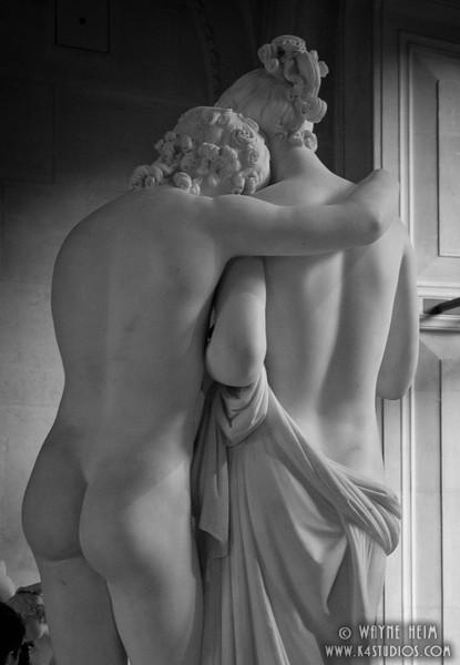 Comfort  - Black & White Photography by Wayne Heim