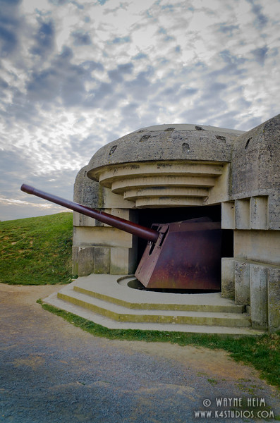 Bunker - Photographs by Wayne Heim
