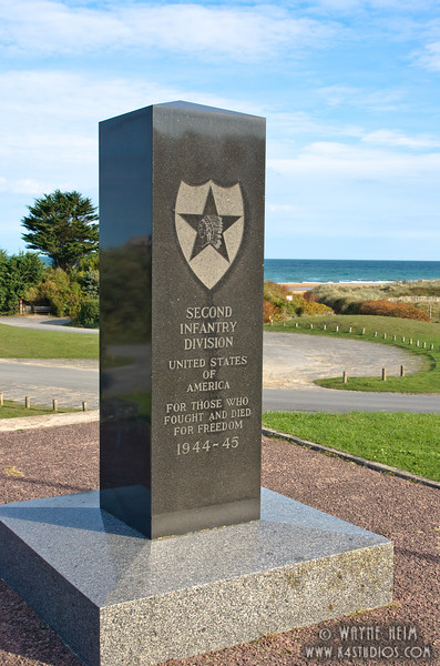 Normandy Memorial    Photography by Wayne Heim