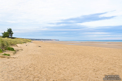 Omaha Beach    Photography by Wayne Heim