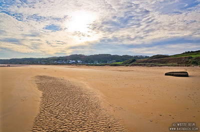 Omaha Beach  5    Photography by Wayne Heim