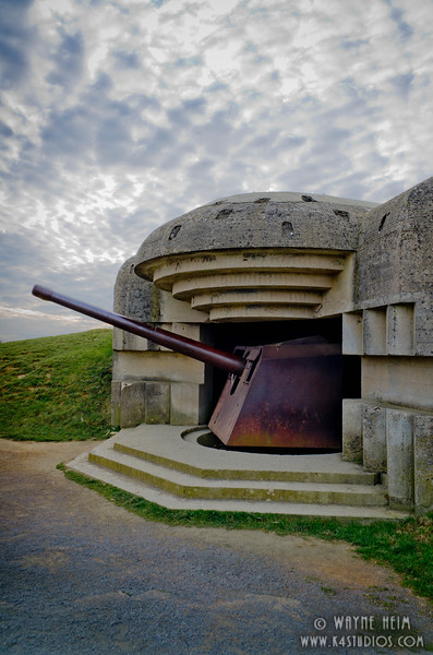 Bunker - Photographs by Wayne Heim
