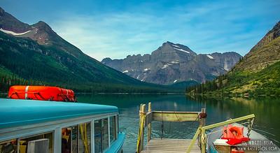 Ferry Stop    Photography by Wayne Heim