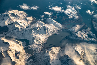 Greenland From the Air   Photography by Wayne Heim