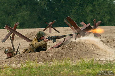 Allied Defense   Photography by Wayne Heim