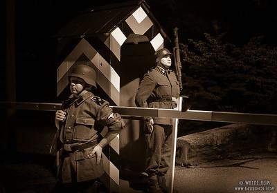 On Guard    Photography by Wayne Heim