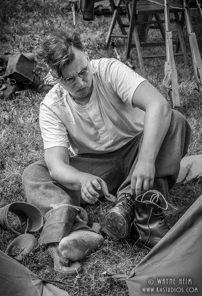 My Feet Hurt   Photography by Wayne Heim