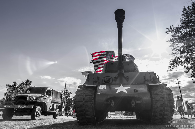 Big Armoredr    Photography by Wayne Heim