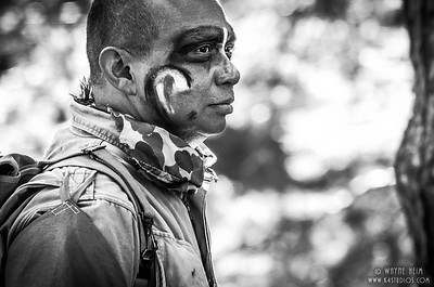 Ready for Battle   Photography by Wayne Heim
