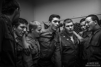 Singing Buddies  Photography by Wayne Heim