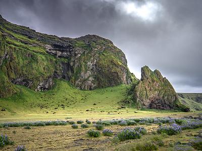 Rock Mountain Landscape   Photography by Wayne Heim