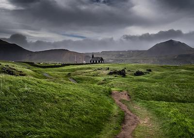 It's Up Ahead  Photography by Wayne Heim