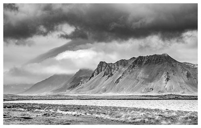 Mountains   Black & White Photography by Wayne Heim
